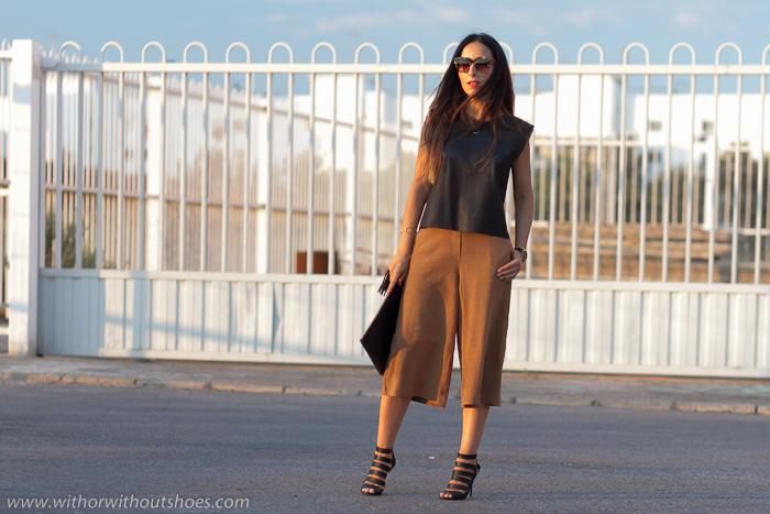 BLogger influencer de Valencia con ideas de looks modernos para salir