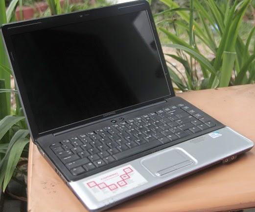 jual Compaq CQ40-532tu - Laptop Bekas