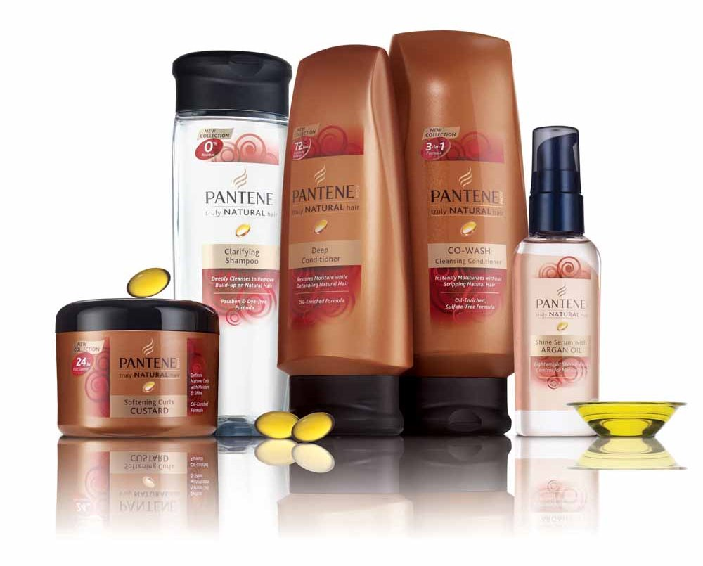 6f405d8e84318 Pantene Pro-V Truly Natural Collection Review