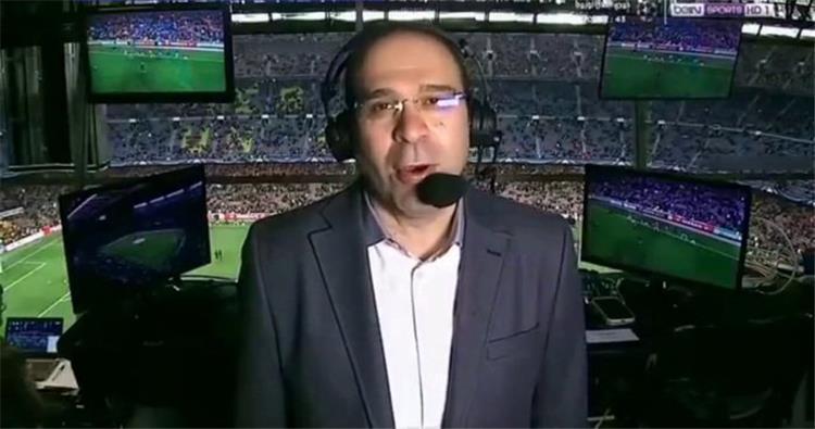 الشوالي يعلن إذاعة مباراة مصر وروسيا على قناة بي إن سبورتس المفتوحة