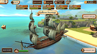 Download Ships of Battle Age of Pirates V1.6 MOD Apk ( Unlimited Money )