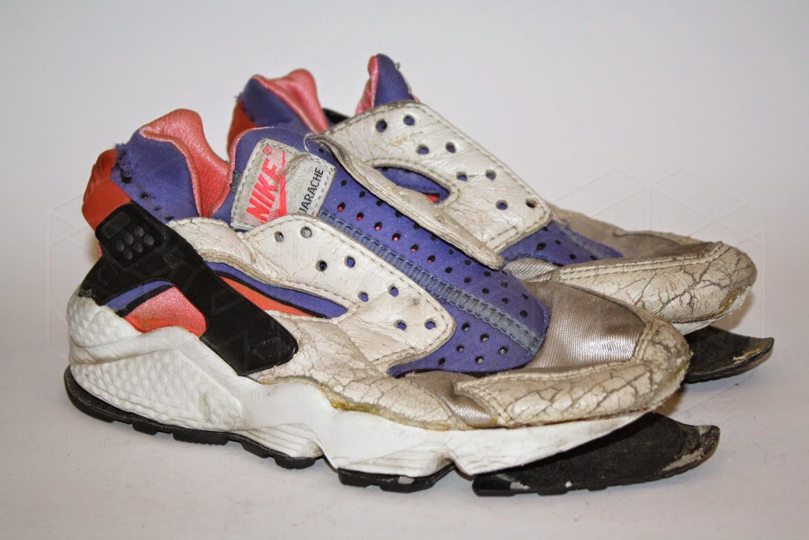 low cost usa cheap sale sold worldwide Nueve Cincuenta: Nike Air Huarache OG, Wmns Purple/ Bright ...