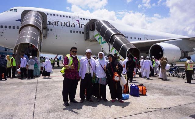 Kloter Terakhir Haji NTB Tiba di Lombok