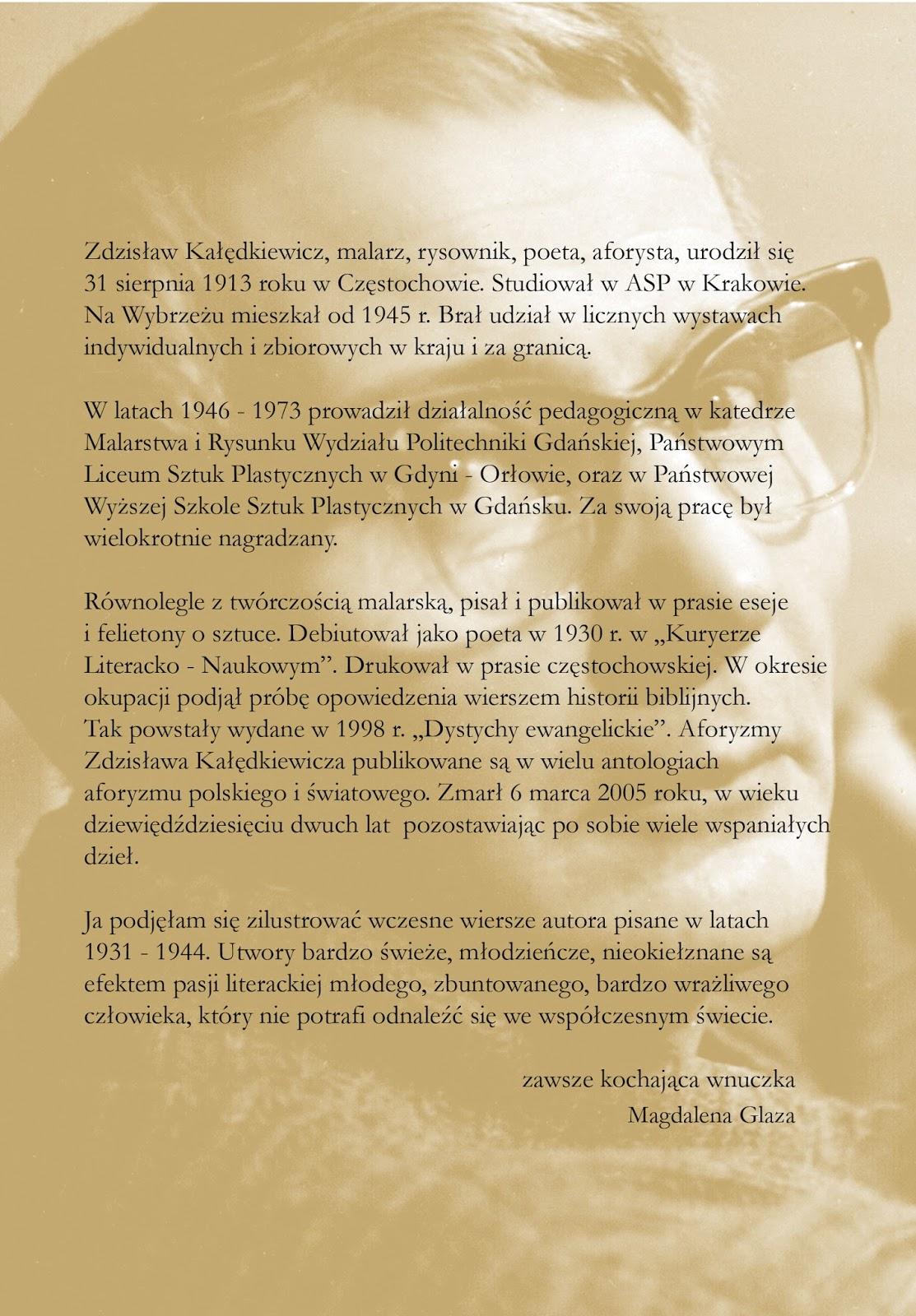 Portfolio Magda Glaza Opracowanie Graficzne Książki