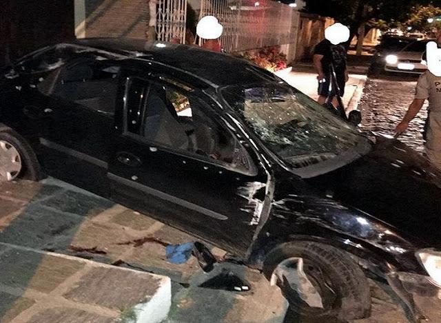 População aplaude policiais em Maceió após morte de bandidos em troca de tiros