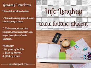 http://tintaperak.com/giveaway-tinta-perak/