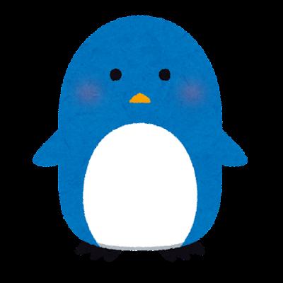 ペンギンのキャラクター