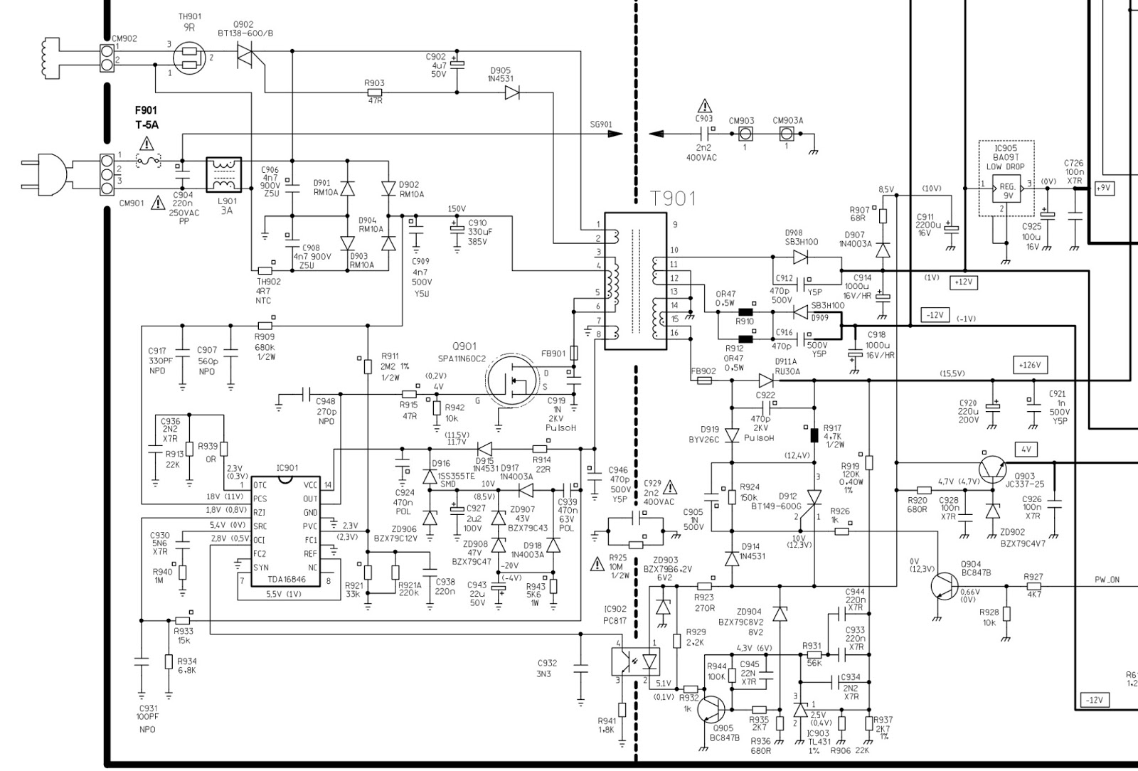 small resolution of circuit diagram strka5q0765r universal remote control setup circuit diagram strka5q0765r universal remote control setup
