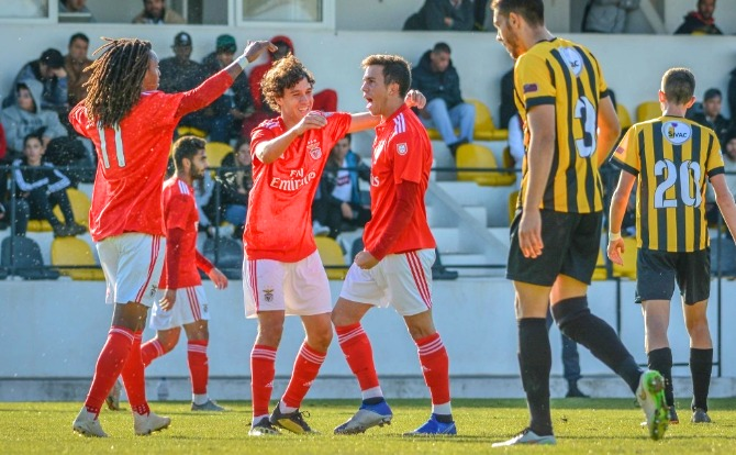 Blog Benfica Francisco Saldanha golo