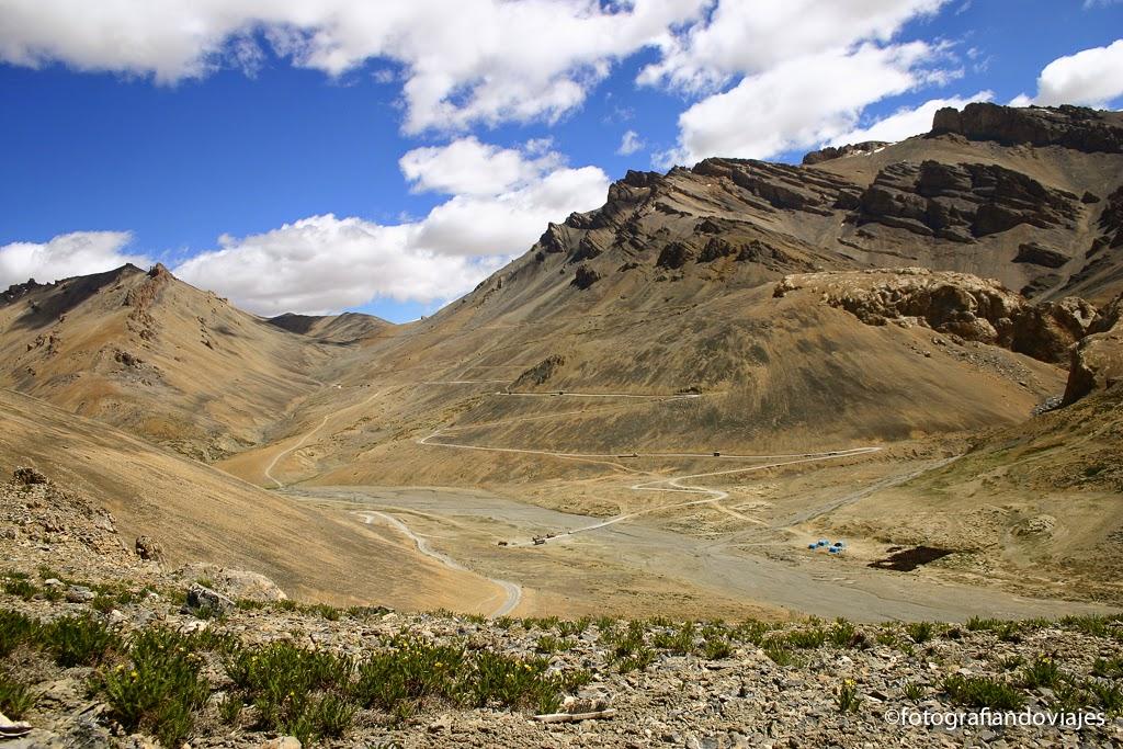 Carretera de Manali a Leh