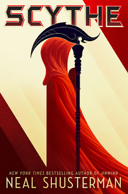 Scythe, Arc of a Scythe #1, Neal Shusterman, Book Review, InToriLex