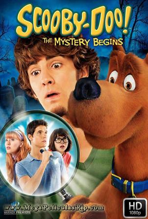 Scooby Doo 3: Comienza El Misterio [1080p] [Latino-Ingles] [MEGA]
