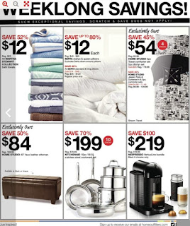 Home Outfitters Canada Flyer July 21 - 27, 2017