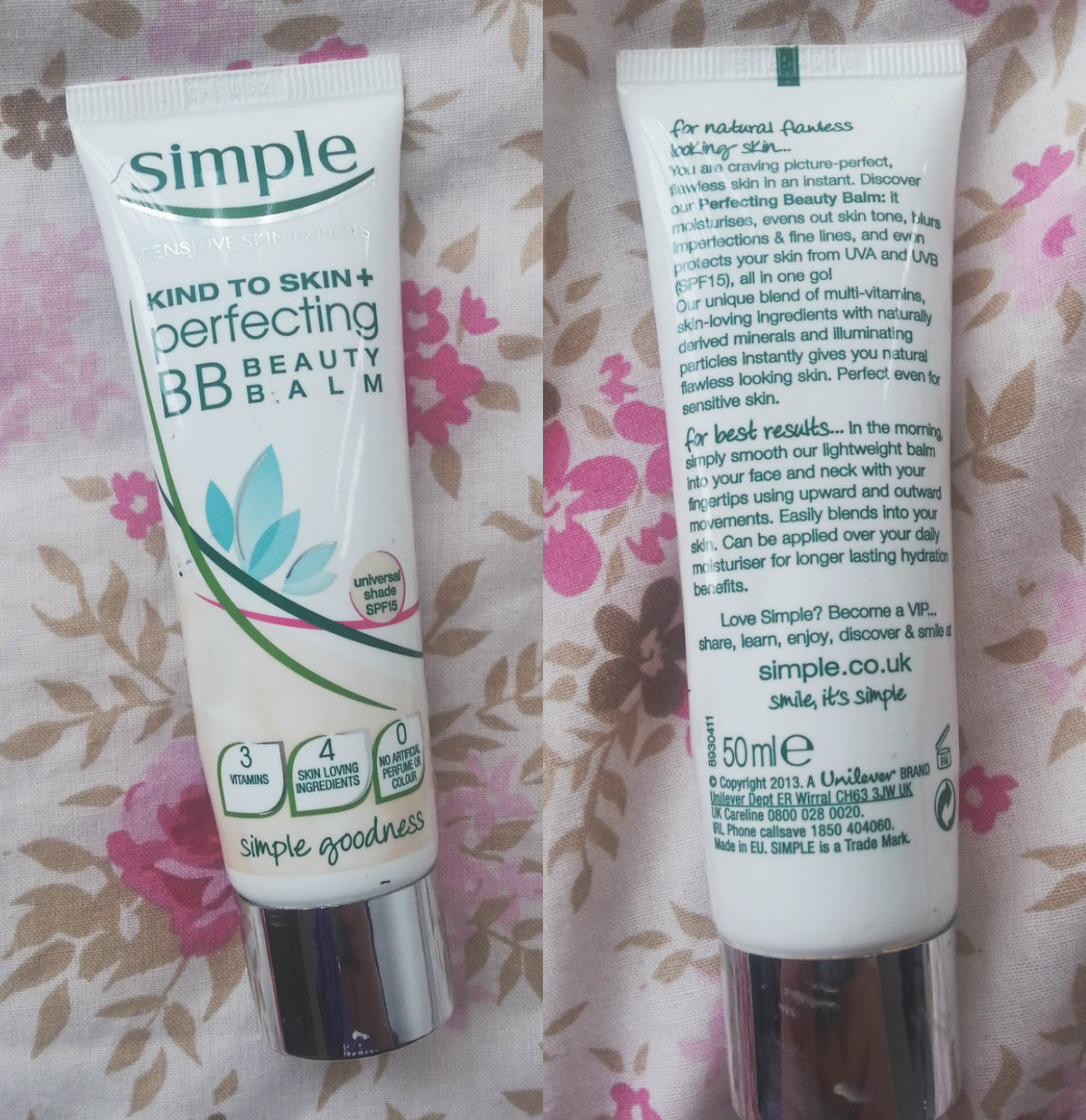 Simple BB Cream