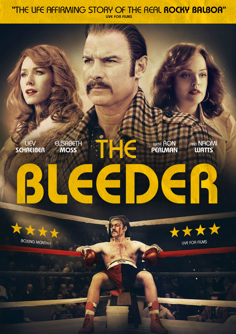 the bleeder chuck uk dvd