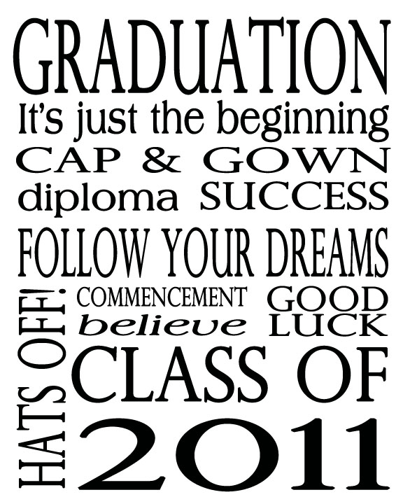 Printable Graduation Quotes For Scrapbooking. QuotesGram