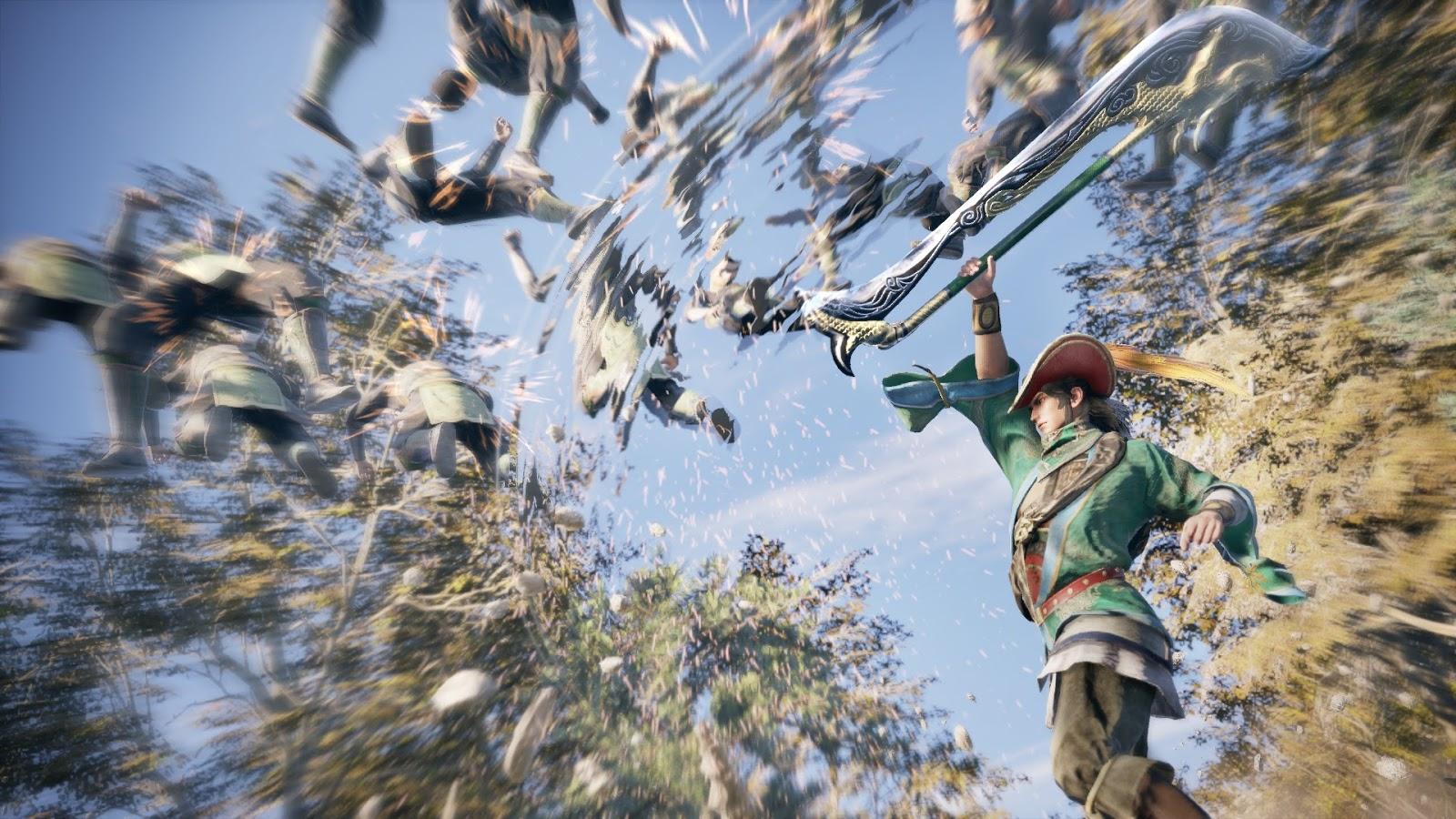 Dinasty Warriors 9 confirma plataformas y desvela personajes novedosos 2