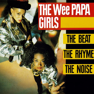 The Wee Papa Girls - The Beat, The Rhyme, The Noise (1988) (Inglaterra)