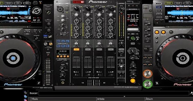 2000 PIONEER VIRTUAL GRATUIT SKINS DJ CDJ TÉLÉCHARGER