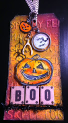 Winner for my October 2014 Tag