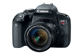 Canon EOS Rebel T7i Driver Download Mac, Windows