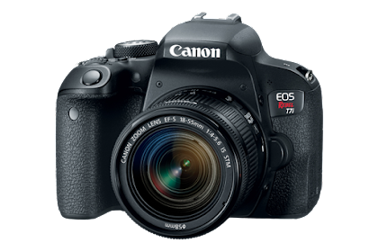 Canon EOS Rebel T7i Driver Download Mac, Windows