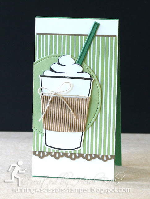Stampin' Up Coffee Cafe