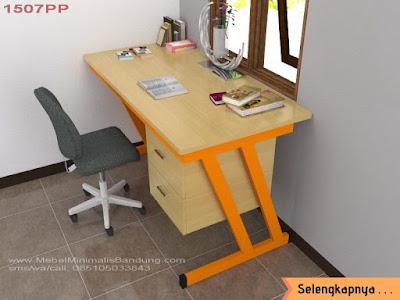 Meja Belajar Meja kerja Minimalis Bandung MMB
