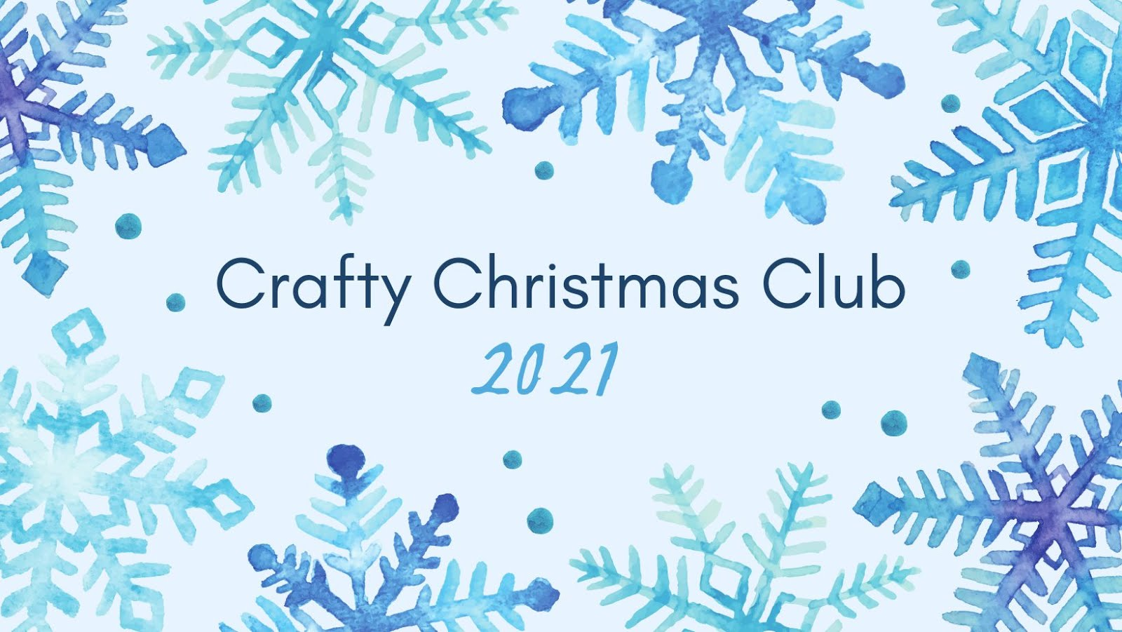 Crafty Christmas Club