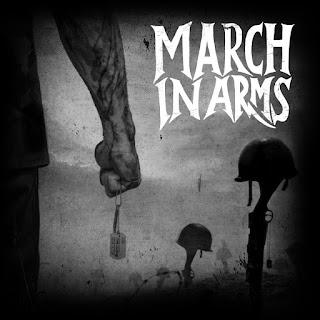 Ο ομώνυμος δίσκος των March In Arms