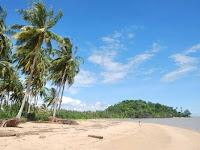 Wisata Pantai Gosong Kalimantan Barat