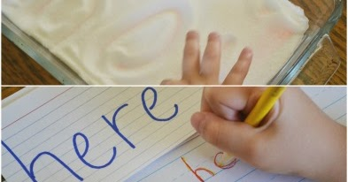 Creative Family Fun 3 Easy Ways To Practice Sight Words