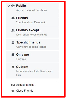 Reset Facebook Account