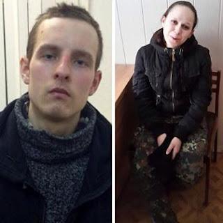 Elena Lobacheva y Paul Voitov