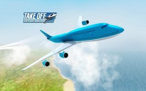 Take Off The Flight Simulator MOD APK+DATA Full Premium 1.0.18