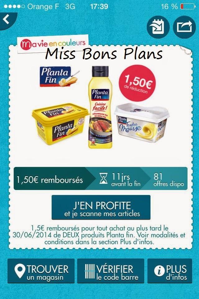Miss Bons Plans Termine 2 Planta Fin Cuisine Facile Gratuits Et