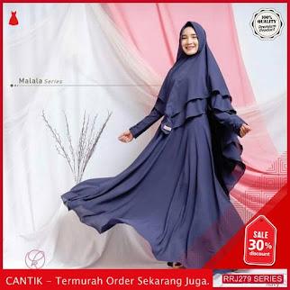 Jual RRJ279S129 Set Malala Syari Wanita Mc Terbaru Trendy BMGShop