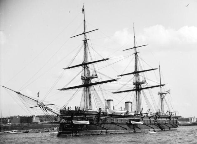 Kapal perang Rusia Dmitrii Donskoi