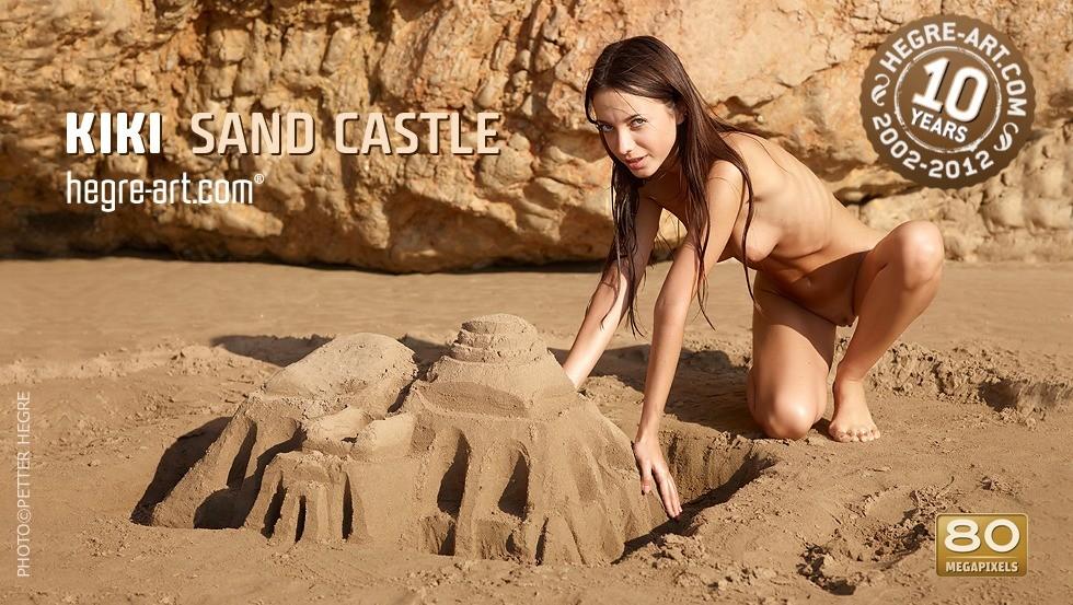 [Hegre-Art]1-19 - Kiki - Sand Castle - 10000px [58P411MB] 07180