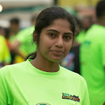 Deepika Muthusamy - co-founder of trekking club Bangalore Hikers