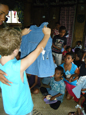 clothes for the poor