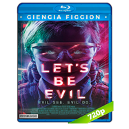 Let's Be Evil (2016) BRRip 720p Audio Ingles 5.1 Subtitulada
