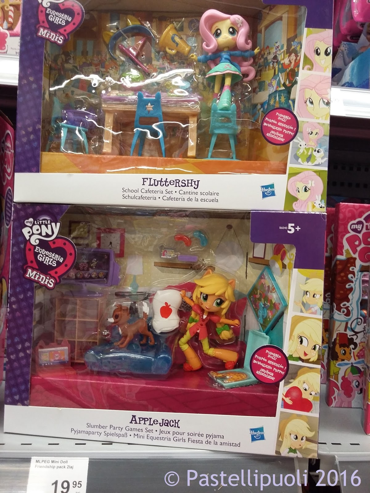 my little pony lelut citymarket