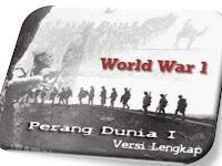 Eropa dalam Perang Dunia I