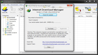 Download IDM 6.27 Build 1 Full Version