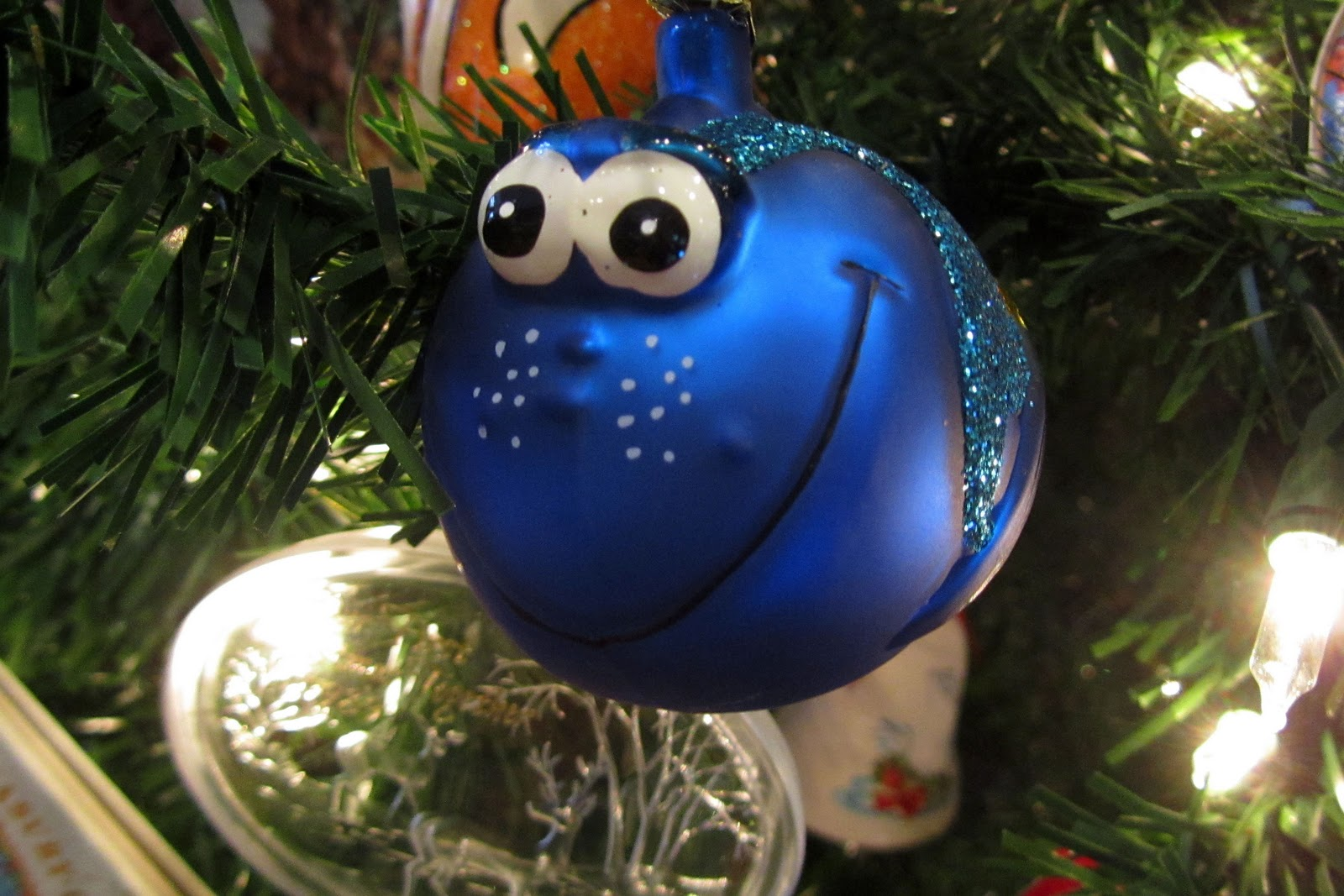 Diving the Kona Coast: SCUBA-Themed Christmas Ornaments