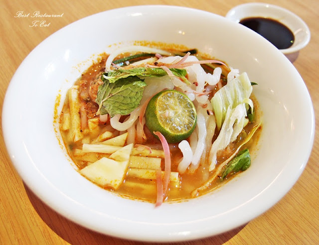 Assam Laksa Merdeka 2016 Hawker Street Food Marriot Putrajaya Selangor