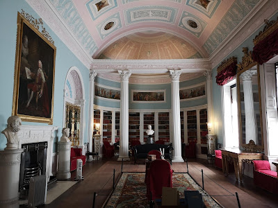 The library, Kenwood House (2019)
