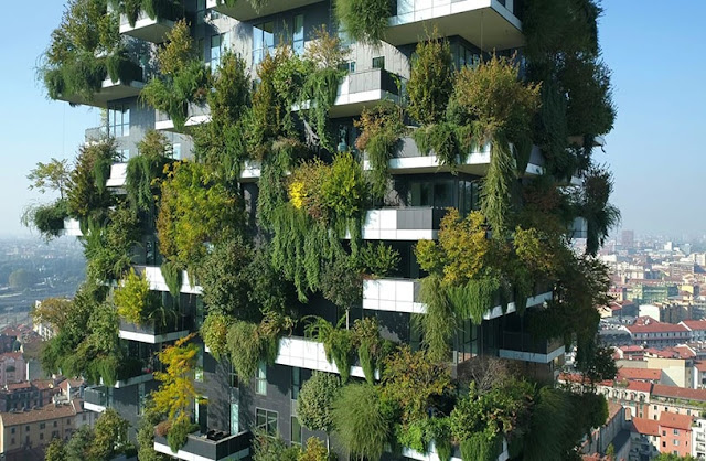 Stefano Boeri disegna Tirana Vertical Forest nella capitale albanese