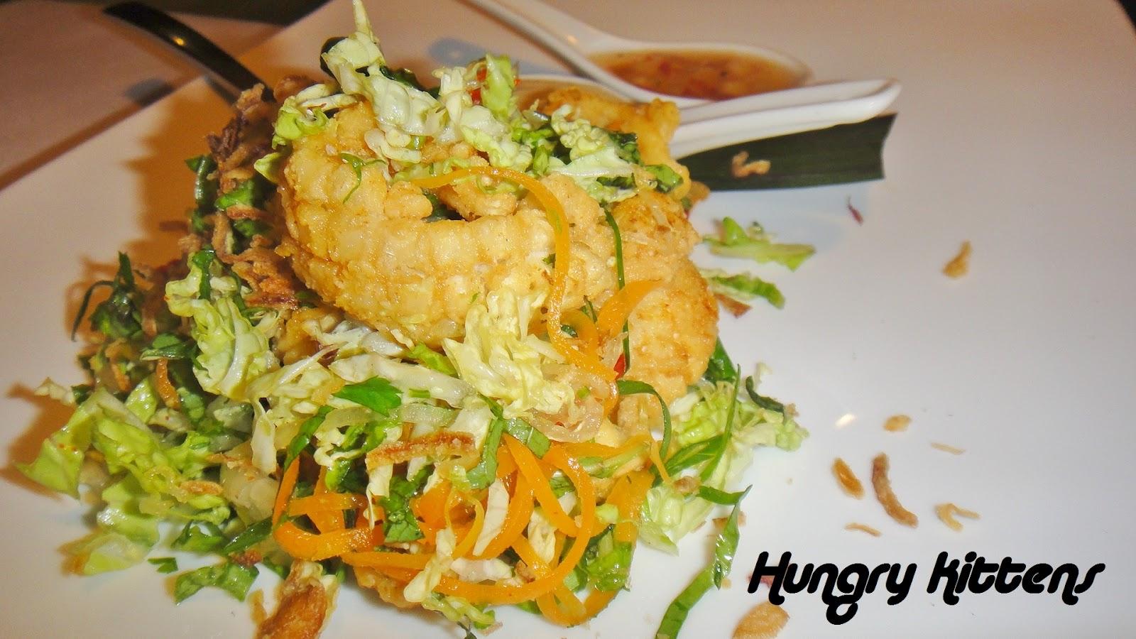 Crispy Calamari Salad Dressing